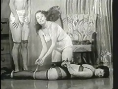 vintage slavery betty page