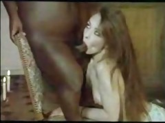 pale woman and black bondman midget midget dwarf