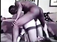 trio other vintage interracial - peepshow loop