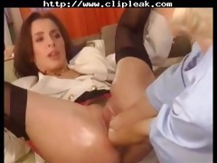 old sluts fisted