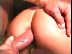 breasted blond acquires anal 5