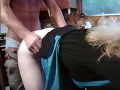 vintage wench takes it is is from behind