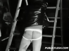 classic gay slavery ass whipping
