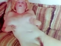 vintage solo large boob blond