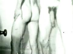john holmes classic shower scene