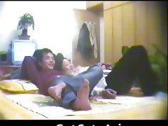 chinese couple spy web camera asian
