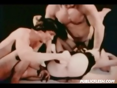 vintage gay insertions and fisting