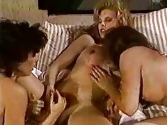 vintage hotties share ladymans penis