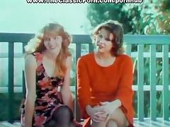 vintage porn clip with ladies