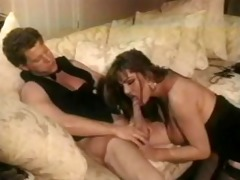 vintage shelady porn with a hirsute pubic shelady