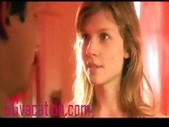 clemence poesy - vintage redhead foreign celeb