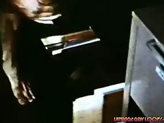 boy-friend putting knob juice on a gigantic