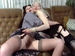 vintage masturbation leads to ff + ffm
