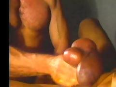 al sucks giant pumped darksome penis