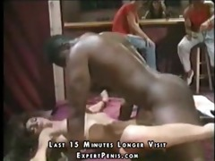 hot dark brown hair stripper wants black boy -