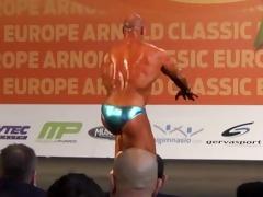 muscledad alfredo fernandez arnold classic europe