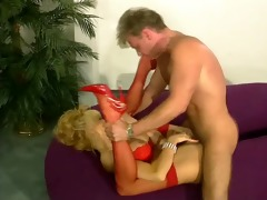 dolly buster anal fucking and spunk flow