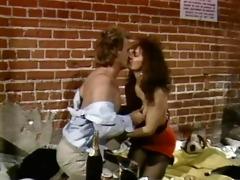 ashlyn gere &; joey silvera - dark stockings