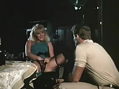vintage miami blond bitch sucks and copulates