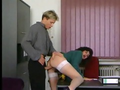 mature secretary acquires fucked