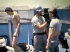 vintage cop spanks bosy