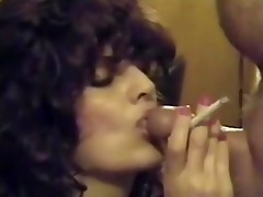retro smokin oral pleasure & spunk fountain