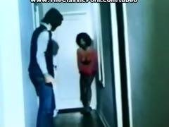rough furious sex in classic porn clip