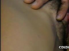 kari foxx - outdoor retro porn movie scene