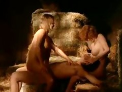 sassy sue - the barn scene