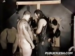 gay bear spanking and thraldom