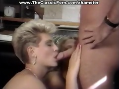 stripped threesome studio fucking