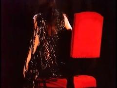 red rose erotic cabaret - vintage striptease gal