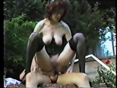 retro bdsm - way-out - saggy love bubbles - anal
