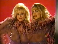 rhonda shear &; monique gabrielle photoshoot