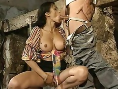tabatha cash oral sex doggy style rides a weenie