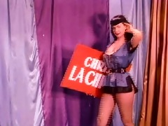 betty page the s garb truth