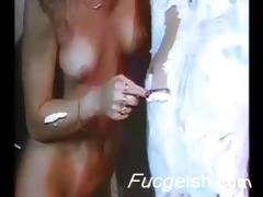 classic humiliation for crazy lezzy slaves video
