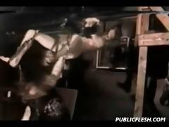 retro homosexual bizarre fisting