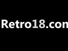 retro 24 and hardcore sex
