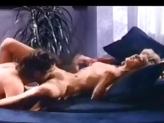 ginger lynn takes on john holmes monster knob