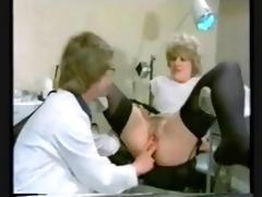 vintage doctor nurse some