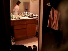 army mother i vicky undressed and unaware -