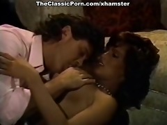 vintage porn movie scene with sexy retro hottie