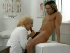 wouldnt desire this to be your doctor?