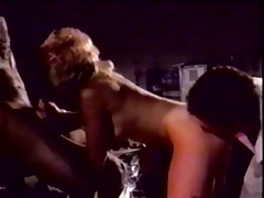 billy dee, f.m bradley and nina hartley?