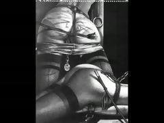 classic erotic servitude artwork