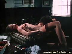seventies classic porn: china cat