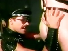 vintage leather homosexual dungeon s and m