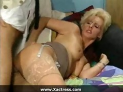 german classic lascivious mature woman in the
