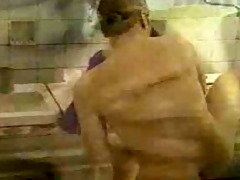 vintage bath jamming